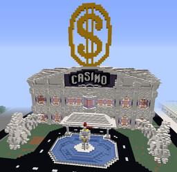 Minecraft Casino / Hotel build Free Schem Download Minecraft Map & Project