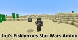Joji's FiskHeroes Star Wars Addon And Texture Pack Minecraft Texture Pack