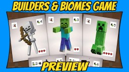 Minecraft Builders & Biomes Board Game Preview & Details Minecraft Blog