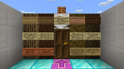 Lots of Blocks Parkour Minecraft Map & Project