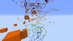 JUMP TO HEIGHT LIMIT Minecraft Map & Project