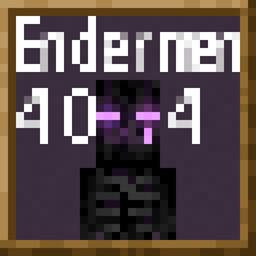 Endermen 404 Minecraft Texture Pack