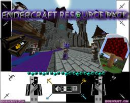 Enders Resource Pack [32x][RPG][Original] V1.7.4 Minecraft Texture Pack