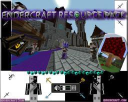 Enders Resource Pack [32x][RPG][Original] V1.7.4 Minecraft Texture Pack