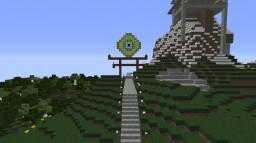 RockFort   Japan/The Misty Mountains   1.8 Minecraft Project