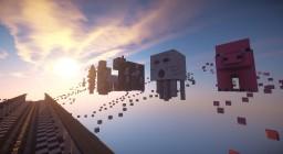 Mob Parkour Minecraft Project