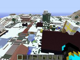 The City of Myths {re continued} Minecraft Project