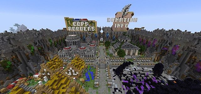 Raid Minecraft Server 24/7