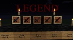 Legend (1.7.4) (32x) Minecraft Texture Pack