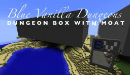 BV Dungeon Box with Moat Minecraft Map & Project