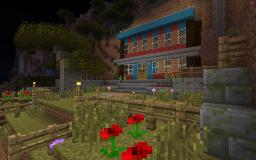 Minecraft Townhouse Survival Minecraft Map & Project