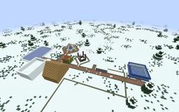 Christmas City v2.2 Minecraft Map & Project