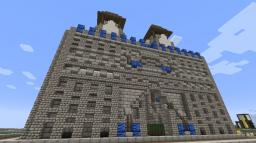 Medieval Fort [32x32 plot] Minecraft Map & Project