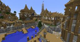 Survival, Quests and Skills server coming soon Minecraft Server