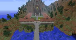 Gothic 2 - Kloster/Klasztor Minecraft Map & Project