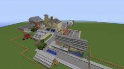 Standoff Black Ops 2 Map Minecraft Map & Project