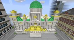 Republic City - City Hall Minecraft Map & Project