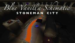 BV Stoneman City Minecraft Map & Project