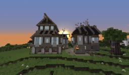 Old Houses Minecraft Project