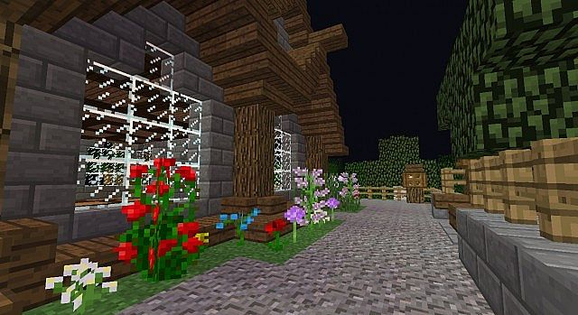 Eden Manor Minecraft Project