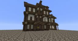 Medieval Manor Minecraft