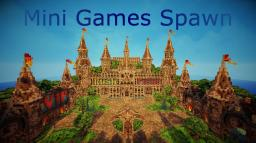 ►Mini-Games Spawn [Trailer] Minecraft Project