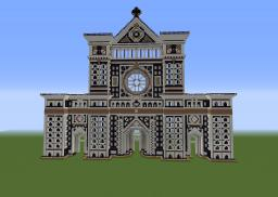 The Cathedral Minecraft