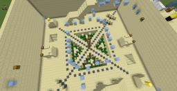 Capture The Tower: Sand Trials (Rooster Teeth Tribute) Minecraft Map & Project