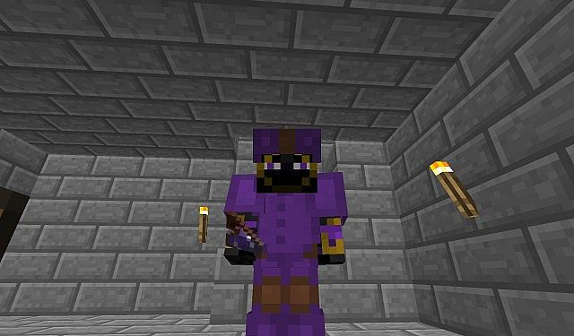 Minecraft Craft Of The Titans Armor Level