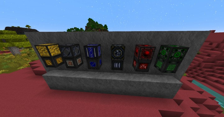 ores   blocks