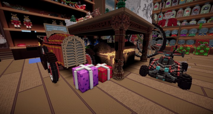 Giant toy store world download by fyreuk minecraft project for Craft com online shopping