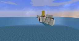 Torpedo boat Minecraft Map & Project