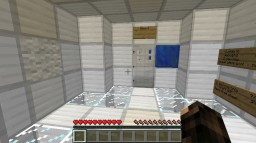 Small Rooms Minecraft Map & Project