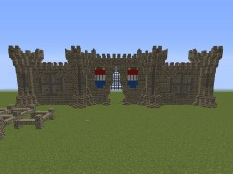 Fort Dutchet Minecraft Map & Project