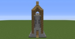 Medieval Spire Minecraft Map & Project