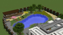 First modern house inspired by keralis Minecraft Map & Project
