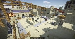 CounterStrike Global Offensive|De_ DustII| By Paleguardian     (SANDSTORM) Minecraft Map & Project