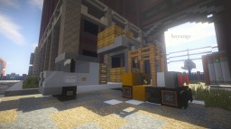 Forklift In Action Minecraft Map & Project