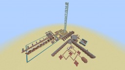 Tower Defense - Concept Map Minecraft Map & Project