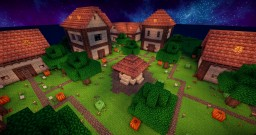 Medieval Village Download Minecraft Map & Project