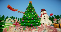 Christmas Park Download Minecraft Map & Project