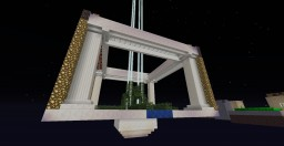 Minecraft 1.8.1 quartz temple Minecraft Map & Project