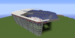 Birchwood Center - A Hockey Stadium By Hockeybuilder07 Minecraft Map & Project