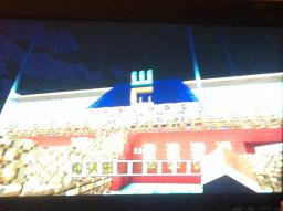 XBOX 360 Waterfall Casino Wonderland Minecraft Project