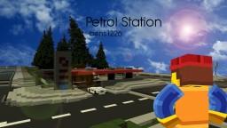 Modern Petrol Station (Poop Reel) Minecraft Map & Project