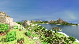 Provences of Aerandir -Survival Ready, Fantasy Terrain! Minecraft Map & Project