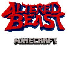 Altered Beast Minecraft Project