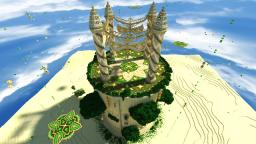 Baischad The Desert Monument [252 Blocks High] Minecraft Project