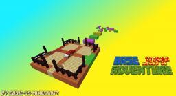 Base Jump Adventure Minecraft Map & Project
