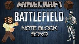 Battlefield theme - Note Block Song! Minecraft Map & Project
